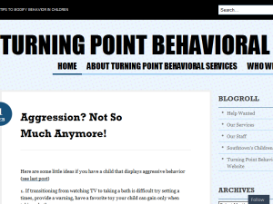 Turning Point Behavioral Tips Web Domain Authority Directory