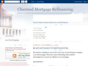 Charmed Mortgage Refinancing Web Domain Authority Directory