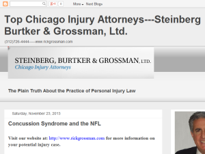 Steinberg Burtker and Grossman, Ltd.- Chicago Injury Attorneys Blog Web Domain Authority Directory