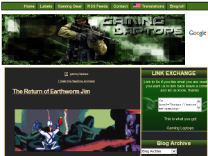 Gaming Laptops Web Domain Authority Directory
