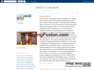 Emily Carlson Information Web Domain Authority Directory