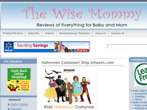 The Wise Mommy Web Domain Authority Directory