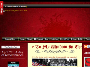My Window In The World Web Domain Authority Directory