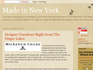 Made in New York Web Domain Authority Directory