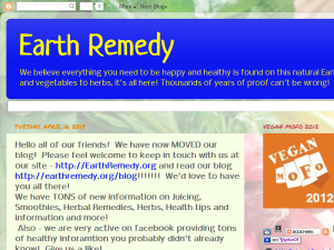 The Earth Remedy Web Domain Authority Directory