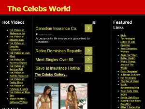 The Celebrity Wallpapers Web Domain Authority Directory