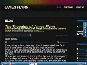 The thoughts of James Flynn Web Domain Authority Directory