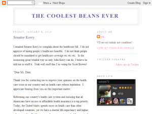 The Coolest Beans Ever Web Domain Authority Directory