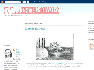 Chibi News Network Web Domain Authority Directory