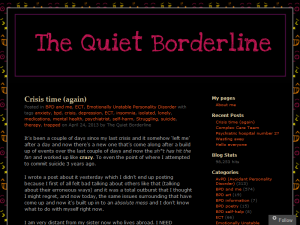 The Quiet Borderline Web Domain Authority Directory