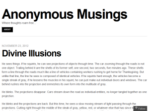 Anonymous Musings Web Domain Authority Directory