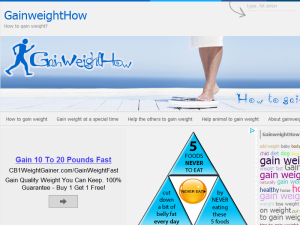 Gainweight Web Domain Authority Directory