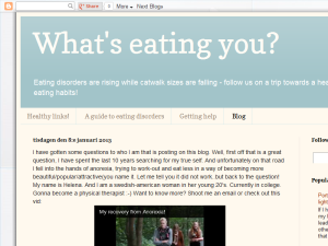 What's eating you? Web Domain Authority Directory