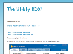 The Utility Box Web Domain Authority Directory