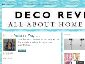 Decoreview Web Domain Authority Directory