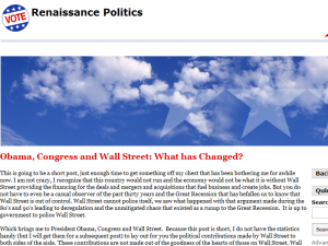 RenaissancePolitics Web Domain Authority Directory
