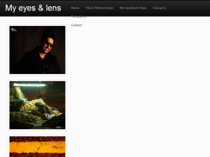 My eyes & lens Web Domain Authority Directory