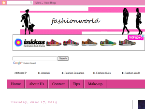 fashionworld Web Domain Authority Directory