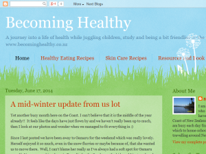 Becoming Healthy Web Domain Authority Directory