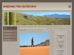Arizona Fun Outdoors Web Domain Authority Directory