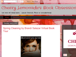 Cherry Lemonade's Book Obsession Web Domain Authority Directory