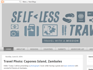 Selfless Travels Web Domain Authority Directory