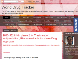 WORLD DRUG TRACKER Web Domain Authority Directory