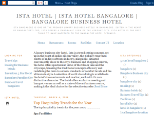 ista hotels Web Domain Authority Directory
