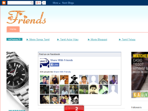 Friends Web Domain Authority Directory