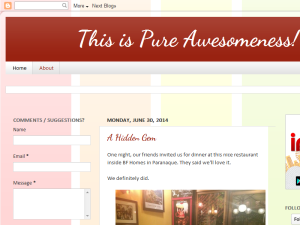 Pure Awesomeness! Web Domain Authority Directory