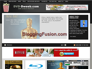 DVD-Dweeb Web Domain Authority Directory