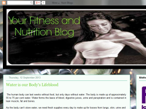 Your Fitness And Nutrition Blog Web Domain Authority Directory