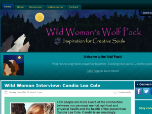 Wild Woman's Wolf Pack Web Domain Authority Directory