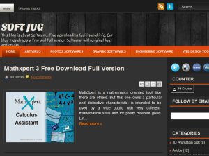 SOFT JUG Free Full Version SOftwares and tricks Web Domain Authority Directory