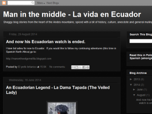 Man in the Middle - La Vida en Ecuador Web Domain Authority Directory