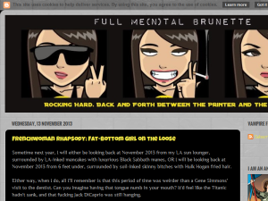 Full Metal Brunette Web Domain Authority Directory