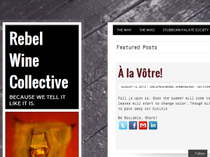 Rebel Wine Collective Web Domain Authority Directory
