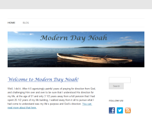 Modern Day Noah Web Domain Authority Directory