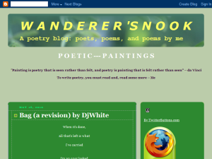 W A N D E R E R' S Nook Web Domain Authority Directory