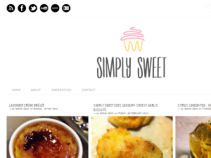 Simply Sweet Web Domain Authority Directory