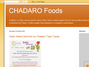 CHADARO Foods Web Domain Authority Directory