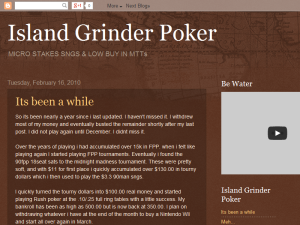 The Island Grinder Web Domain Authority Directory