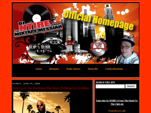 DJ NTIRE - THE GERMAN MIXTAPE MESSIAH Web Domain Authority Directory