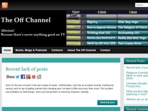 The Off Channel Web Domain Authority Directory
