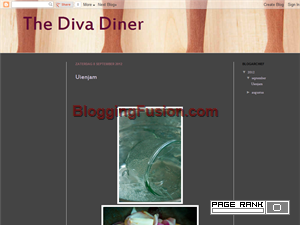 The Diva Diner Web Domain Authority Directory