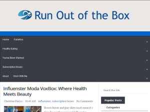 Run Out of the Box Web Domain Authority Directory