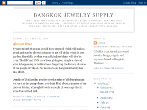 Bangkok Jewelry Supply Web Domain Authority Directory