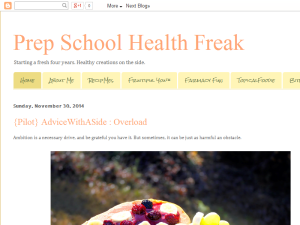 Prep School Health Freak Web Domain Authority Directory