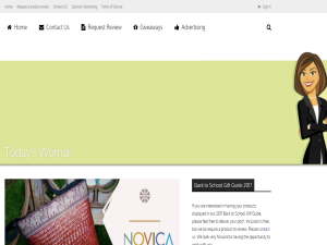 Todays Woman Web Domain Authority Directory