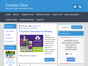 Freebies Flow Web Domain Authority Directory